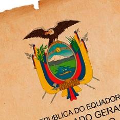 Certificado • Consulado Equatoriano