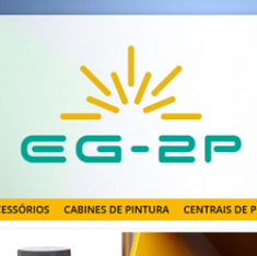 Website e Logotipo • EG-2P